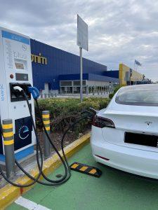 που και πως φορτιζουμε το ηλεκτρικο αυτοκινητο